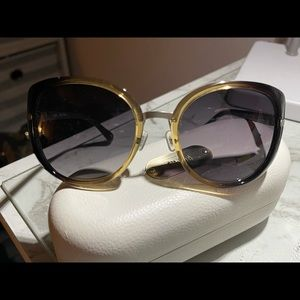 Authentic new chloè sunglasses
